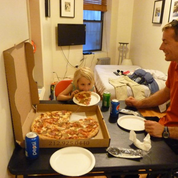 Pizza party !!!