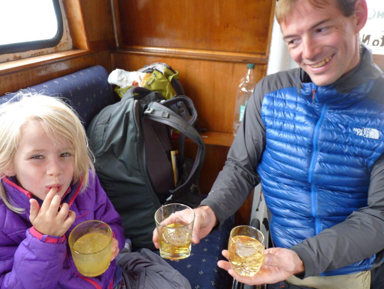Whisky on ice!