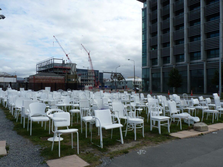 Christchurch, 5 ans après.